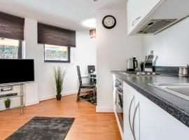 Parkside Modern Apartment - Central Birmingham, pet-friendly hotel in Birmingham