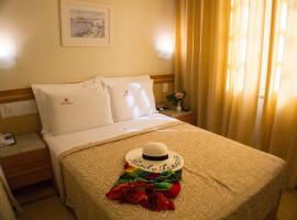 Hotel Regina, отель в Рио-де-Жанейро