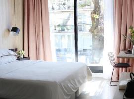Krista Boutique Hotel, hotel in Buenos Aires
