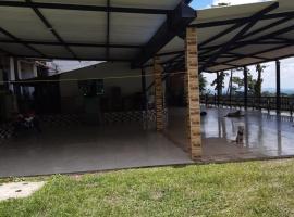 Hospedaje Rural Amanecer Llanero, apartamento en Restrepo