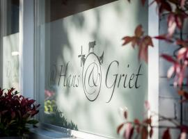 @Hans & Griet, hotel near Heerhugowaard Station, Broek op Langedijk