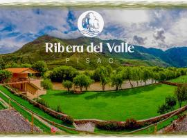Ribera Del Valle, hotel en Písac
