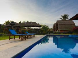OYO 1321 Mountain Resort, hotel in Tetebatu