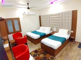 City Hotel, hotel in Allahābād