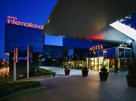 Hotel International, hotel near Lotrscak Tower, Zagreb