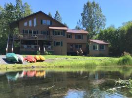 Bear Lake Lodgings B&B, hotel v destinaci Seward