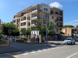 immeuble le Baia, apartment in Sainte-Maxime