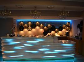 Hotel Julian, отель в Щецине