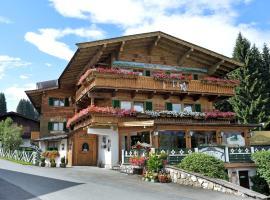 Hotel Schmiedboden, hotel near Casino Kitzbuhel, Oberndorf in Tirol