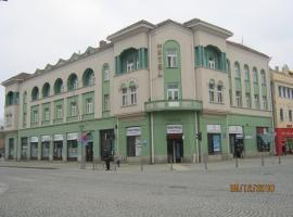 Zgrada Hotela Zeleni Venac, hotel u gradu Šabac