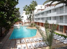 HOTEL KAMAL CITY CENTER, hotel en Agadir