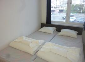 Apartment Van N, ubytování v soukromí v Praze