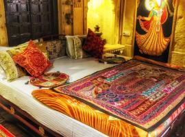 Maa Haveli, accessible hotel in Jaisalmer