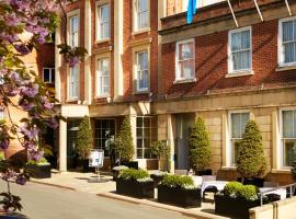 Palm Court Hotel, hotel in Scarborough