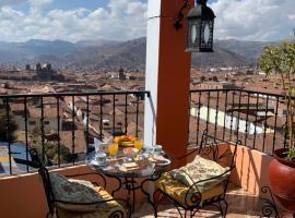Hostal Qolqampata, hotel in Cusco