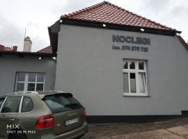 BR S.C., apartment in Szczecinek