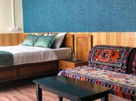 Khim Zang Serviced Apartment, homestay in Gangtok