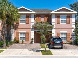 Coral Cay Resort 4BD Townhouse near Walt Disney World, hotel near Kissimmee Value Outlet Shops, Kissimmee