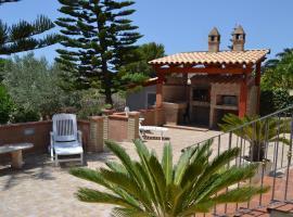Villa Helèn Blue, отель в городе Ликата