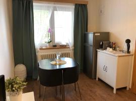 Ubytování U Svobodů, hotel in Kroměříž