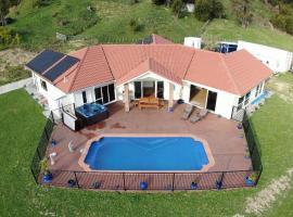Villa Shemshi, hotel in Gisborne