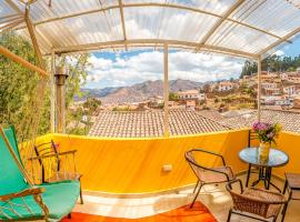 Rooftop Apartments - San Blas, hotel in Cusco