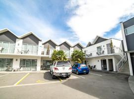 Airport Christchurch Motel, hotel near Christchurch International Airport - CHC,
