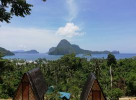 Forest Camp, campground in El Nido