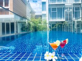 Glenwood City Resort, hotel near Binh Quoi 2, Ho Chi Minh City