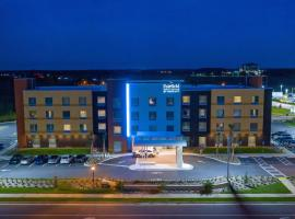 Fairfield Inn & Suites by Marriott Tampa Wesley Chapel, hotel in Wesley Chapel