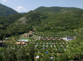 Bungalows & Apartaments Baliera, camping in Bonansa