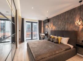 Luxury Apartments in Kazimierz Old Town Krakow – hotel w pobliżu miejsca Stara Synagoga w Krakowie