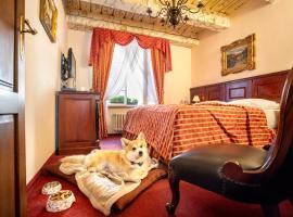 Hotel U Zlateho Stromu, hotel v Praze