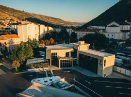 Hotel Verso, hotel in Mostar