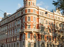 Koti Helsinki Boutique Apartments, huoneisto Helsingissä