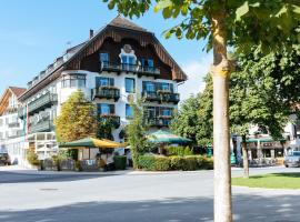 Hotel Sonnenspitze, hotel with pools in Ehrwald