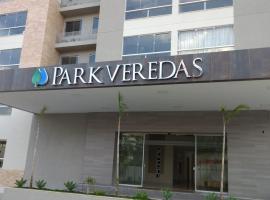 Park Veredas Flat 223, hotel near Hot Lake, Rio Quente