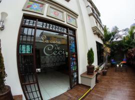 Bed & Breakfast - La casa de ceci, B&B in Lima