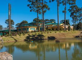 Lagoa Parque Hotel, hotel in Lagoa Vermelha