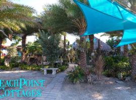 BeachPoint Cottages, apartment in Siesta Key
