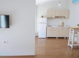 White & Wood, apartment in Bitola