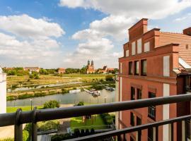 Sleepway Apartments- Szyperska z parkingiem, hotel near Archcathedral Basilica of St. Peter and Paul, Poznań