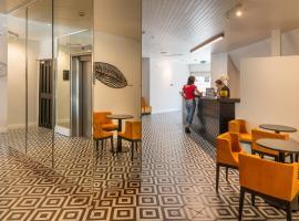 Bay Plaza Hotel, отель в Веллингтоне