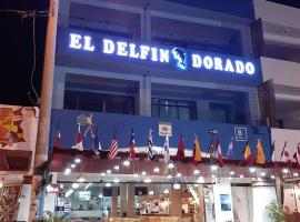Hotel Delfín Dorado, hotel near Paracas Golf Course, Paracas