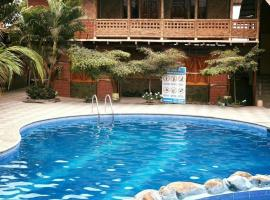 Cabañas Yam Yam, hotel em Pedernales