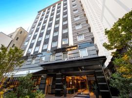 Quintessa Hotel Osaka Shinsaibashi, hotel near Nanba Betsuin Temple, Osaka