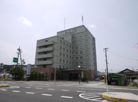 Hotel Route-Inn Shiojirikita Inter, hotel near Matsumoto Airport - MMJ,