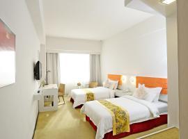 Borneo Royale Hotel, spa hotel in Tawau
