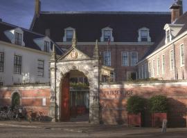Prinsenhof, hotel near Groningen Station, Groningen
