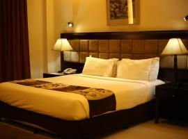 THE AVENUE HOTEL & SUITES, hotel in Chittagong